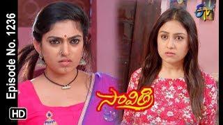 Savithri | 21st March 2019 | Full Episode No 1236 | ETV Telugu