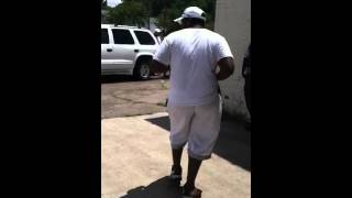 Quonn dancing to Run Joe by Chuck Brown