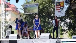 Cimbalová Hudba Primáš   Čerešeň (Deň Obce Šuňava)