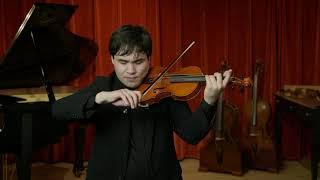 Stefano Scarampella violin in collaboration with Gaetano Gadda, Mantua circa 1920