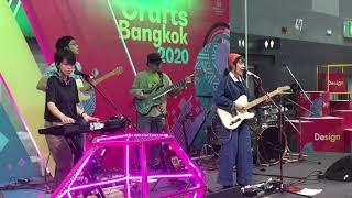 ไม่ให้เธอหายไป - Earth Patravee เอิ๊ต ภัทรวี | Crafts Bangkok 2020