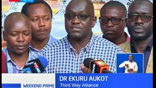 Dr Ekuru Aukot wants the number of Mps reduced to 194