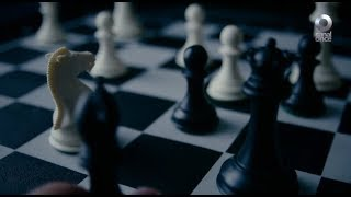 Tablero de ajedrez - Piezas al tablero