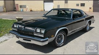 1976 Oldsmobile Cutlass 442 Original Owner