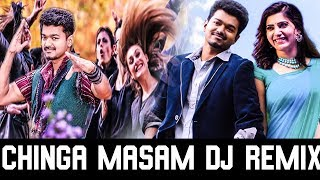 CHINGA MASAM DJ Remix | Vijay | Samantha | SK Editz