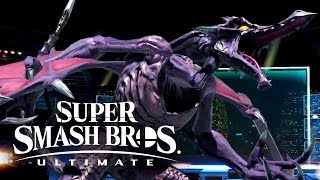 Super Smash Bros. Ultimate - Ridley Official Reveal Trailer | E3 2018