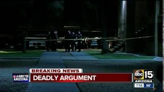 Phoenix PD: Homicide overnight in west Phoenix