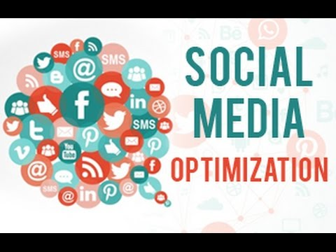 Social Media Optimization-SMO 2018 | What is SMO | SEO -Part 24