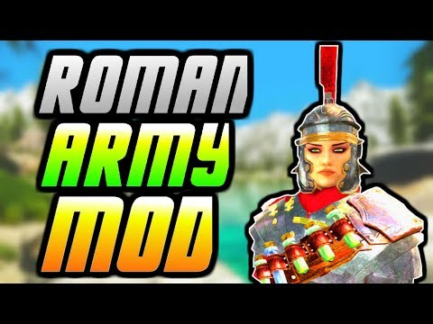 ROMAN IMPERIAL ARMOR: Armor Replacement Mod- Xbox Modded
