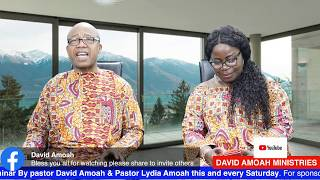 THIS THING CALLED MARRIAGE SEASON: 3 / Pastor David Amoah