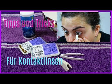 😳 Diese Tipps kennt nicht jeder!!! Kontaktlinsen Hacks I A Study in Pink