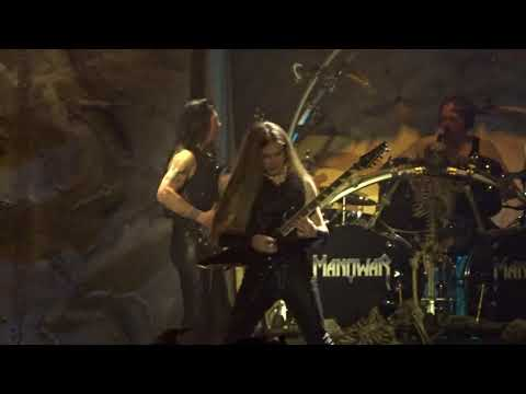 Manowar - The Gods Made Heavy Metal HD!(Sofia, Bulgaria 16.06.2019)