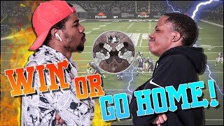 It's WIN OR GO HOME For Team Juice! (Madden Beef Ep.51)