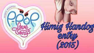 "My Entry in ""HIMIG HANDOG"" (way back 2015)"