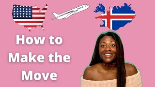 How to Move to Iceland from the United States - Packed with Important Details 🤓