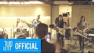 "Real WG ""The Secret of Wonder Girls' Comeback"" - ep01. The Secret of Band"