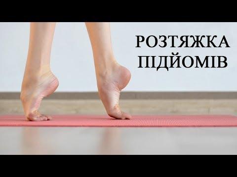 Wpadać na przedniej części stopy