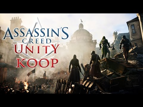 Lets Play Assassins Creed Unity Multiplayer Tobinator Folgen