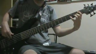 Odione - One Last Time (Dream Theater - Bass Cover)