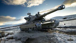 Танкосмотр2020 #44. Польша. Тяжелые танки (веткa 60TP Lewandowskiego) | World of Tanks
