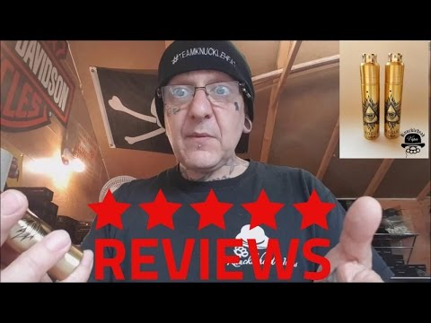 Rogue Style Mod and RDA Review, Team Knucklehead Vaping