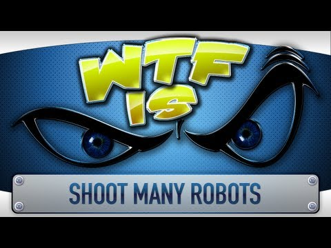 Shoot Many Robots IOS