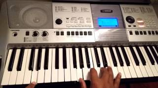 How to play You Alone by Arkansas Gospel Mass Choir on piano