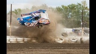 Dirt Track Racing Crashes Ep. 2