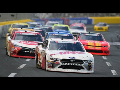 Xfinity Preview Show: Charlotte Motor Speedway