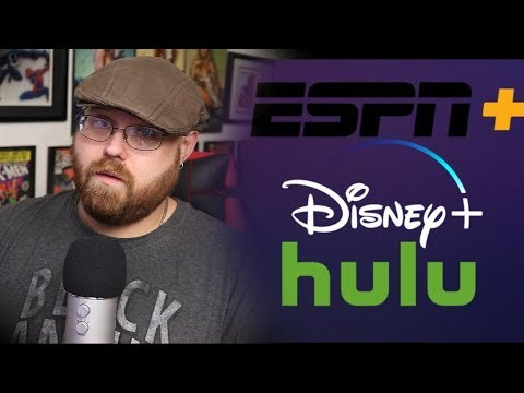 Disney Plus Bundle will be the END of NETFLIX?!!!