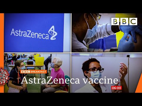 AstraZeneca vaccine: Safety experts to review jab @BBC News live ???? BBC