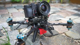 FPV + Sony a6400 | FPV Aerial Cinematography