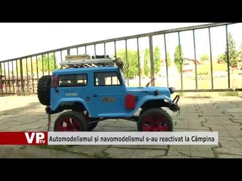 Automodelismul și navomodelismul s-au reactivat la Câmpina