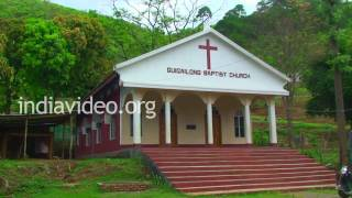 Guigailong Baptist Church at Imphal, Manipur