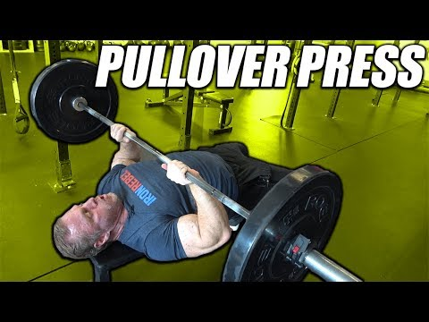 Exercise Index - Pullover Press
