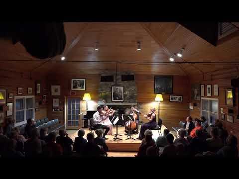 Kneisel Hall Music Festival, 2019
