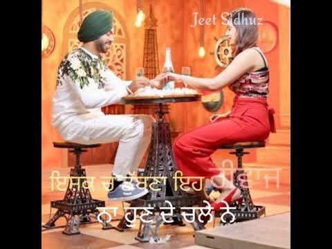 Jeena ta paina by satbir aujla video status for what's app punjabi song