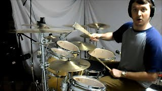 311 - 8:16 am - drum cover