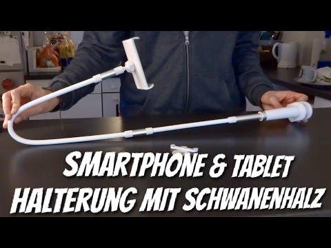 Handy & Tablet Halterung mit Schwanenhals 360 Grad drehbar von UGREEN im Test Review