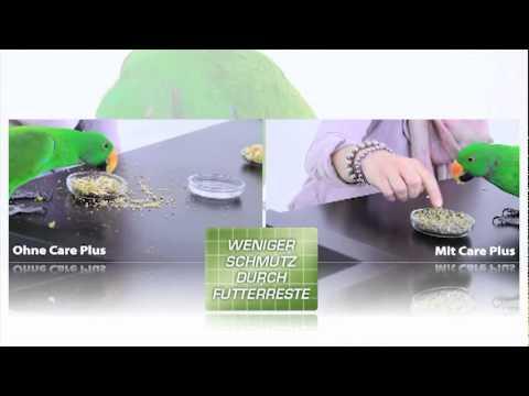 Beaphar Care+ Super Premium Vollnahrung für Vögel.mpg