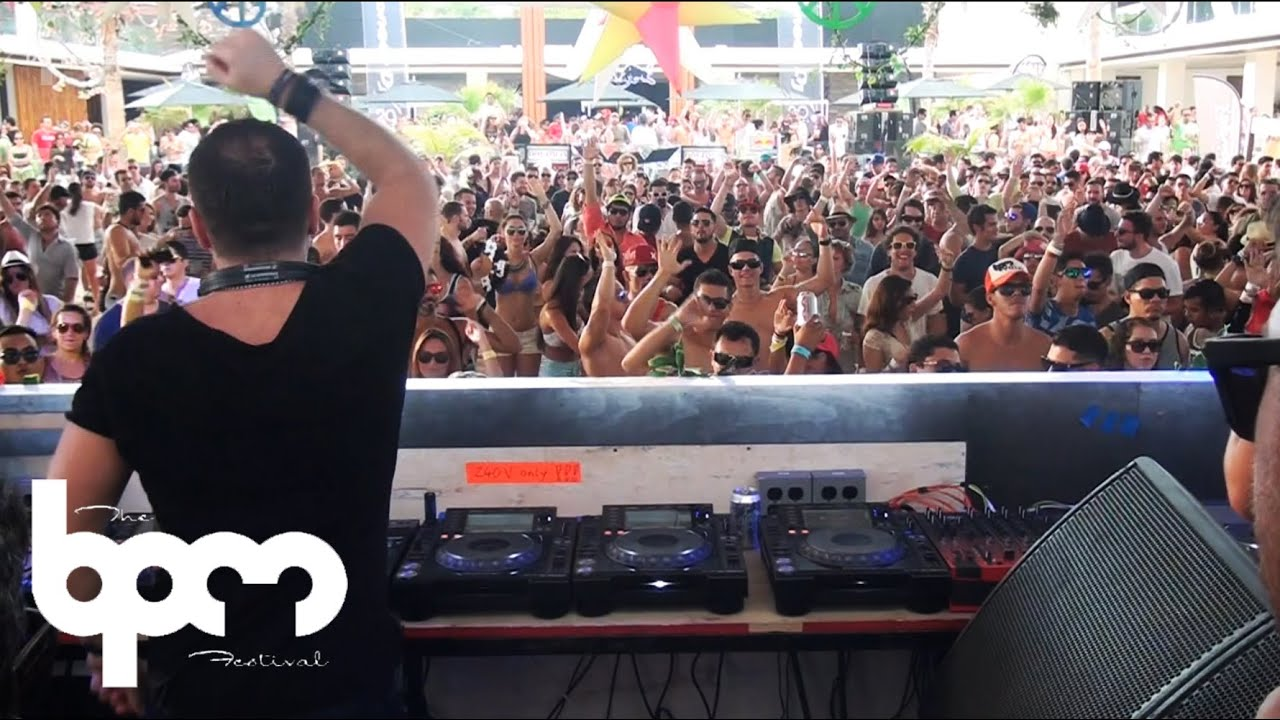 Jay Lumen - Live @ The BPM Festival 2015