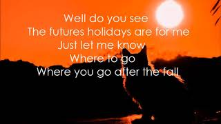 Zero 7- Futures- Lyrics