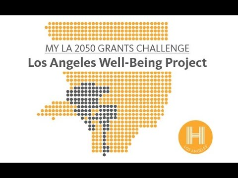 Los Angeles Well-Being Project