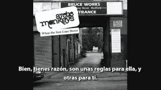 Settle For a Draw - Arctic Monkeys (Subtitulado en español)