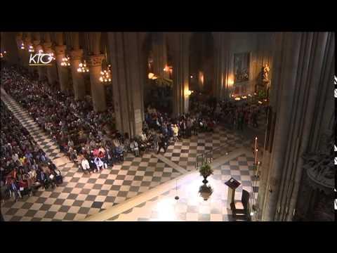 Messe du 20 septembre 2015