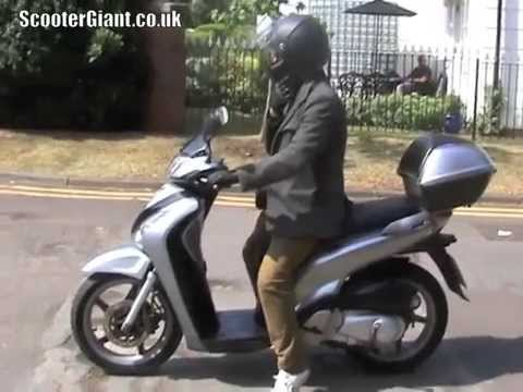 ScooterGiant review Honda SH125i
