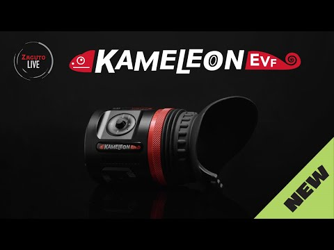 NEW Zacuto Kameleon EVF- A Powerful, 1080p, Micro-OLED EVF for All Your SDI and HDMI Cameras!