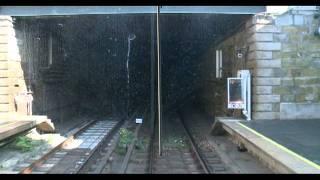 preview picture of video 'U-Bahn Linie 4 Hütteldorf-Heiligenstadt'