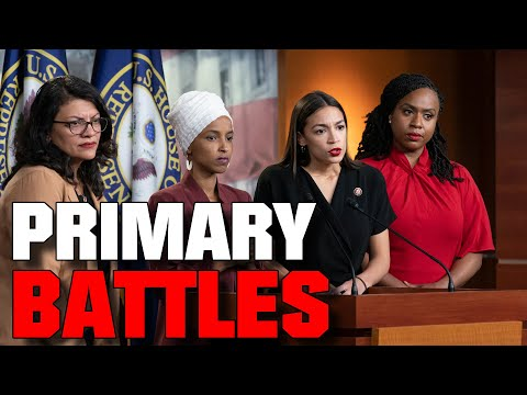 Progressives Prevail? Rashida Tlaib, Ilhan Omar, & Cori Bush Face TOUGH Primary Battles