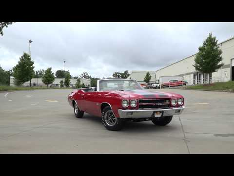 Video of '70 Chevelle SS - LTA6